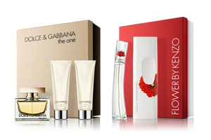 Coffrets Perfume Mulher