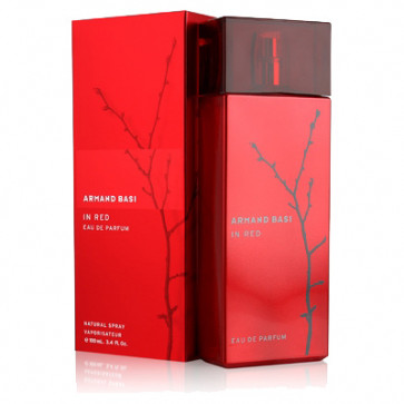 Armand Basi IN RED Eau de parfum Vaporizador 100 ml