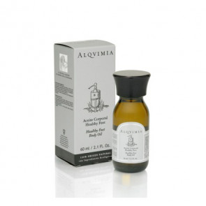 Alqvimia Aceite corporal Comfort Healthy Feet Tratamiento pies 60 ml