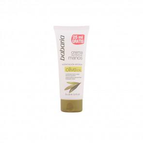 Babaria ACEITE DE OLIVA Creme Nutritivo Para as Mãos Hidratação Intensa 75 ml