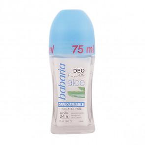 Babaria ALOE Pele Sensível ao Desodorizante 75 ml