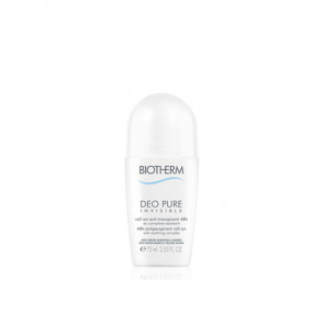 Biotherm DEO PURE Invisible Desodorante roll-on 75 ml