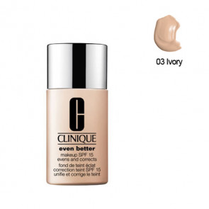 Clinique EVEN BETTER Fluid Foundation 03 Ivory Maquillaje antimanchas 30 ml