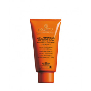Collistar PERFECT TANNING Ultra Protection Cream Spf 30 Crema protectora 150 ml