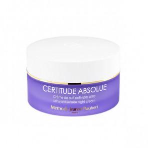 Jeanne Piaubert CERTITUDE ABSOLUE Ultra anti-wrinkle night cream 50 ml