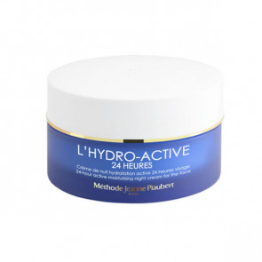 Jeanne Piaubert L'HYDRO ACTIVE 24 HEURES 24-hour active moisturising night cream for the face 50 ml