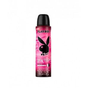 Playboy SUPER PLAYBOY WOMAN Desodorante 150 ml