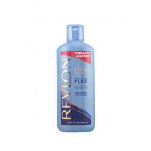 Revlon FLEX KERATIN Anti-Dandruff Shampoo All Hair Types Champú Anti-caspa Nutritivo 650 ml