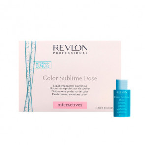 Revlon HYDRA CAPTURE Liquid Cream Color Protection Tratamiento Protección Color 30x15 ml