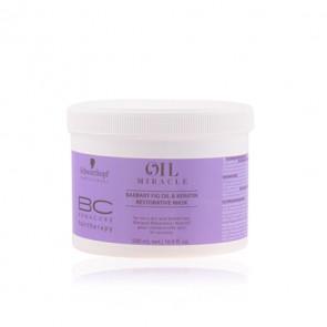 Schwarzkopf BC OIL MIRACLE Barbary Fig Oil Restorative Mask Mascarilla 500 ml