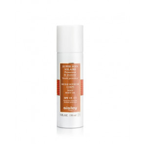 Sisley PHYTO SUN Super Soin Solaire Huile Corps SPF15 Aceite Solar Protector Corporal 150 ml