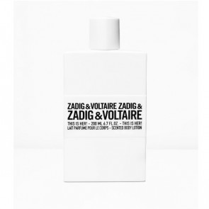 Zadig & Voltaire THIS IS HER! Loção corporal 250 ml